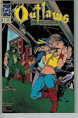 Outlaws - 004 - DC - December 1991
