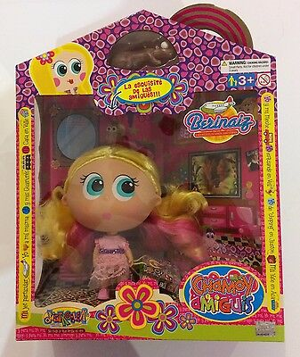 Dc Mexican Toy Doll 100% Original Distroller Neonato Ksi-Merito Berinaiz Sealed