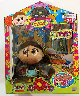 Dc Mexican Toy Doll 100% Original Distroller Neonato Ksi-Merito Tinga Sealed Box
