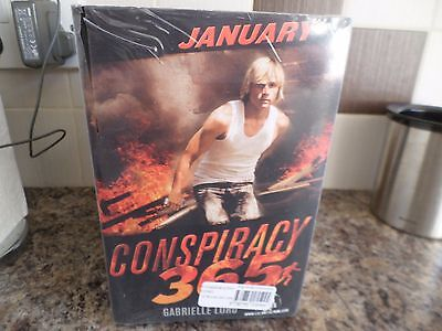 Conspiracy 365 By Gabrielle Lord 12 Book Set Collection New Free Uk Post