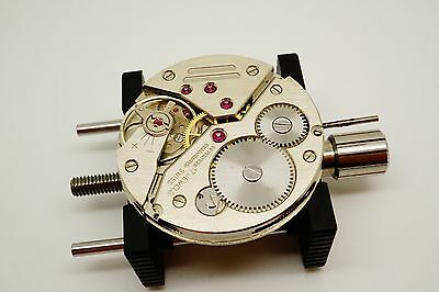 Genuine Unitas 6498 Movement - Brushed Finish - Clean & Oiled