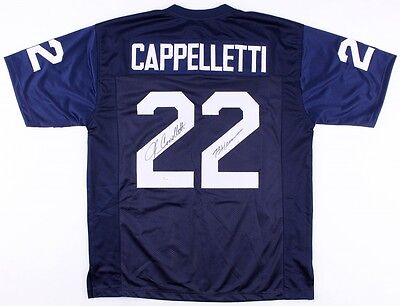 e0a4db322 John Cappelletti Signed Penn State Nittany Lions Jersey Inscribed