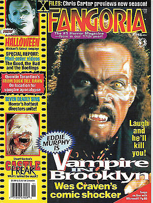 Fangoria #148 (1995, 84 pages, full colour) good as new