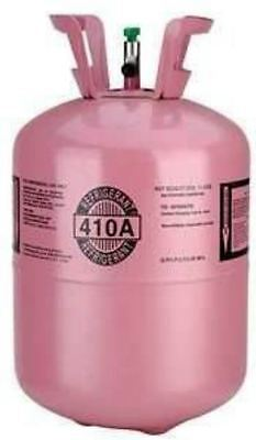 Refrigerant 25lb tank 410a R410a New Full and Factory Sealed - Made in USA