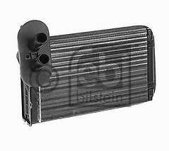 Heat exchanger Interior heating VW SEAT AUDI SKODA - Febi Bilstein 11089