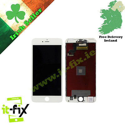 Apple iPhone 6S Replacement Lcd Touch Screen Digitizer Glass Assembly - White
