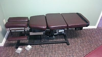 Chiropractic Adjusting Table Flexion Distraction