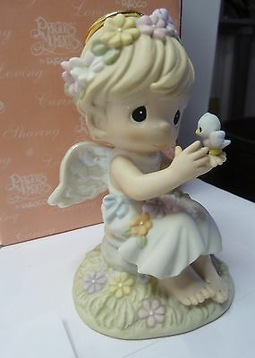 Precious Moments - Kindness of Spirit Knows No bounds - LE 7,500 Angel