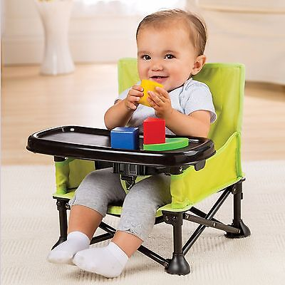 Booster Seat Dining Portable Baby High Chair Portable Folding Table Kitchen Best