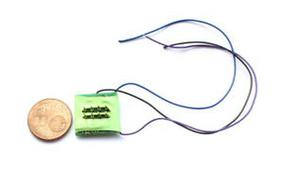 LaisDcc Decoder Chip 8 Pin Direct +1 Wire Fn2 +2 Wires Stay Alive Part No.860020