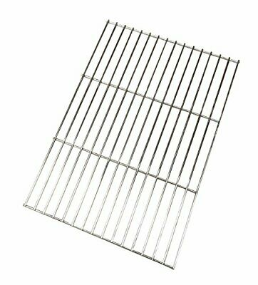 Stainless Steel Replacement BBQ Cooking Grill 44cm x 30cm fits Weber Genesis