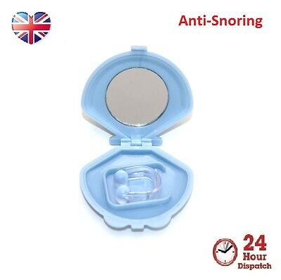 Anti Snore Snoring Nhs Nose Clip Device Sleep Aid Stop Mouth Stop Snoring Guard