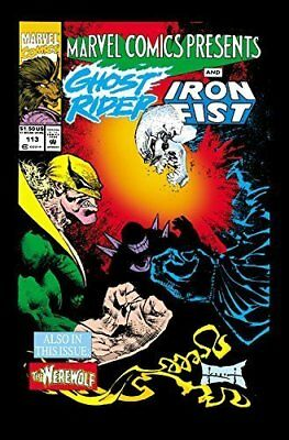 Iron Fist: The Book Of Changes by Terry Kavanagh New Paperback Book