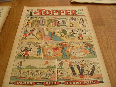 The Topper Issue No 14 May 9Th 1953