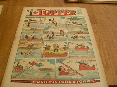 The Topper Issue No 21 June 27Th 1953