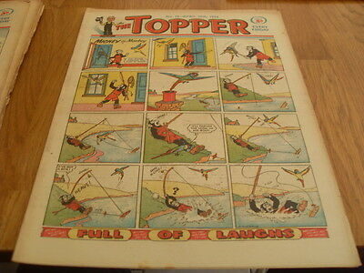 The Topper Issue No 12 April 25Th 1953