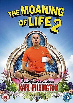 The Moaning of Life - Series 2  New (DVD  2015)