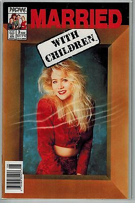 Married With Children - 003 - NOW - August 1990
