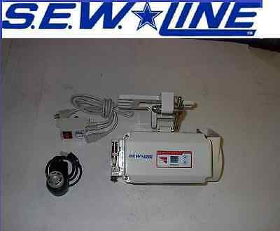 Sewline Sls-2000 Needle-Position Servo Motor 110 V For Industrial Sewing Machine
