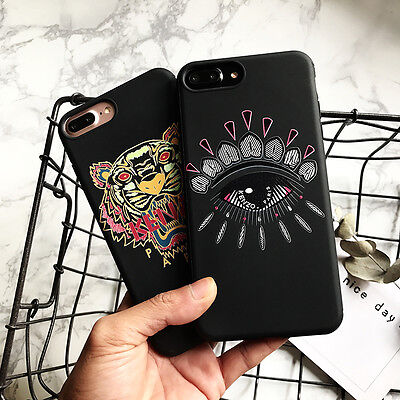 Phone Cover For Apple iPhone Soft Phone Case KENZO For Apple iPhone6 6S 7 7Plus