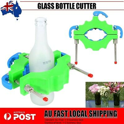 Glass Bottle Jar Cutter Tool Kit Wine Beer Recycle Craft Cut Kit for Decoration