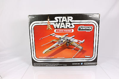STAR WARS X-Wing Fighter Kenner * New *