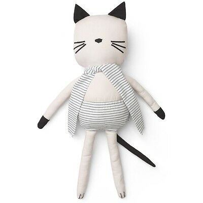 LIEWOOD Sofus Doll Teddy Cat Sweet Rose