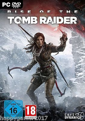 Rise of the Tomb Raider: 20 Year Celebration - PC Global Play
