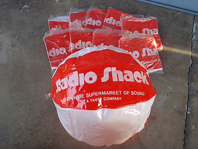 Vintage Radio Shack Promo Advertising Beach Ball Supermarket of Sound TANDY