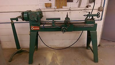 Oliver Wood Working 2159 Pattern Makers Lathe