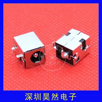 2pcs x DC Power Female Port Socket Connector for Asus K43 A43 X43 A53 A43S A53S