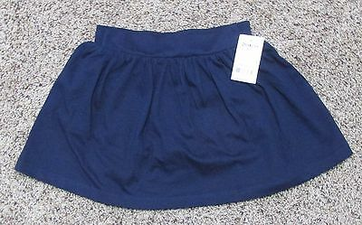OshKosh Bgosh Girls NAVY Skort Skirt Size 6 NEW WITH TAGS