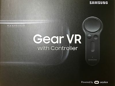 Samsung Gear VR 2017 Oculus HMD SM-R324 for Note5 S6 Series S7 S7 Edge S8 S8+