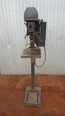 "Vintage Buffalo Forge 15"" Floor Drill Press"