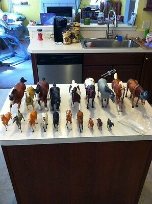 Huge Lot Of Breyer Horses