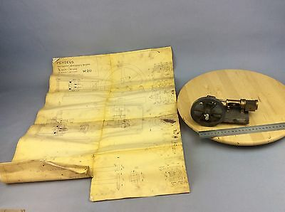 Perseus Horizontal Stationary Engine M20 With Instructions Ship Worldwide