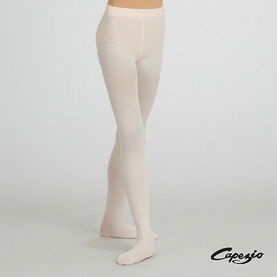 Capezio ULTRA SOFT Footed Tights #1915 Pink BPK  Ballet Dance Skate Theater