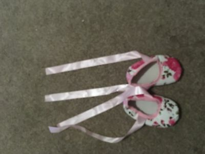 baby girl pram shoes 0-3 months