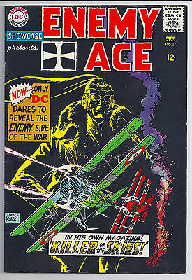 Showcase #57 NM- 9.2 OW/W pages 1965 DC Silver age 4th Enemy Ace