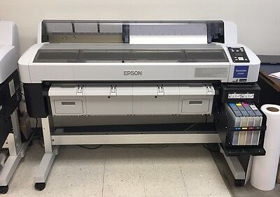Epson Large-Format Dye Sublimation Inkjet Printer With Wasatch RIP