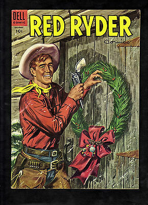 Red Ryder  #137 1954 -Dell Comics- VF/NM