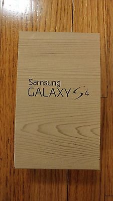T-Mobile Samsung Galaxy S4 BOX ONLY
