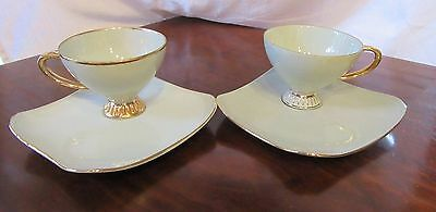Two Westminster Fine China Tennis Sets