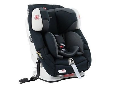 Safe-N-Sound Platinum PRO SICT ISOFIX Baby Convertible Car Seat Kohl