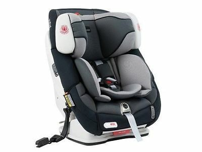 NEW Safe-N-Sound Platinum PRO SICT ISOFIX Baby Convertible Car Seat Grey Shadow