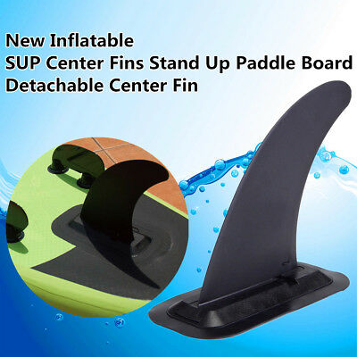 New Inflatable Detachable Center Fin For SUP Stand Up Paddle Surf longboard