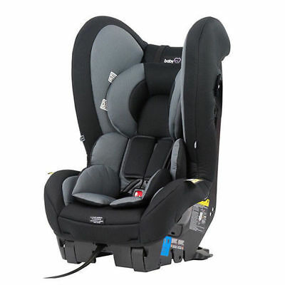 MEW Baby Love Cosmic II Convertible Baby Car Seat Black