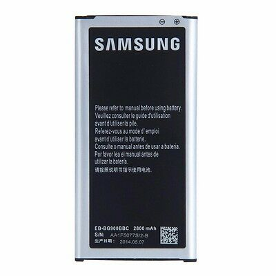 New EB-BG900BBE 2800 mAh Replacement battery for Samsung Galaxy S5 i9600 SM-900