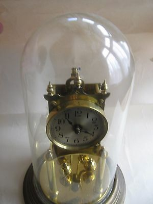 400 Day Clock With Glass Dome