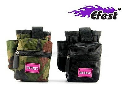 New Efest Nylon Pouch Multi-function Waist Bag ( Camouflage )